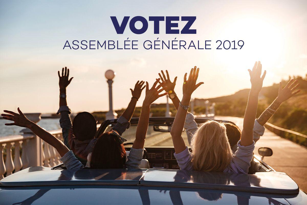 Assemblée Générale 2019 1