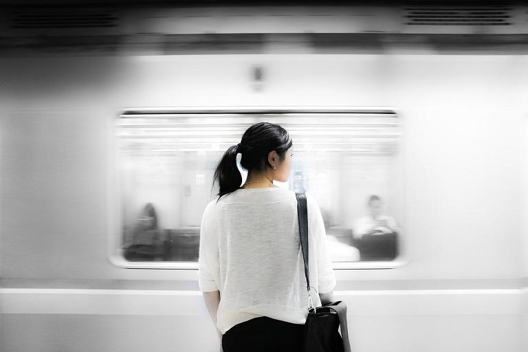 Atténuer le temps perçu dans les transports en commun 1