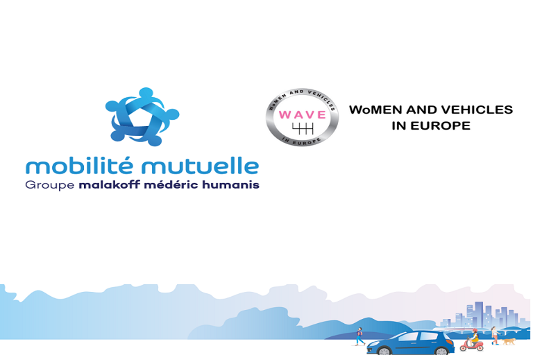 L'association Women And Vehicles in Europe 1