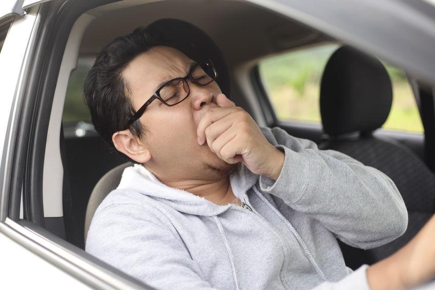 Sécurité routière : Vive le menu «anti-endormissement» au volant 1