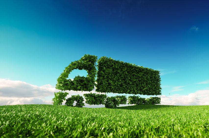 Transport routier : CO2 évité, chauffeur récompensé 1