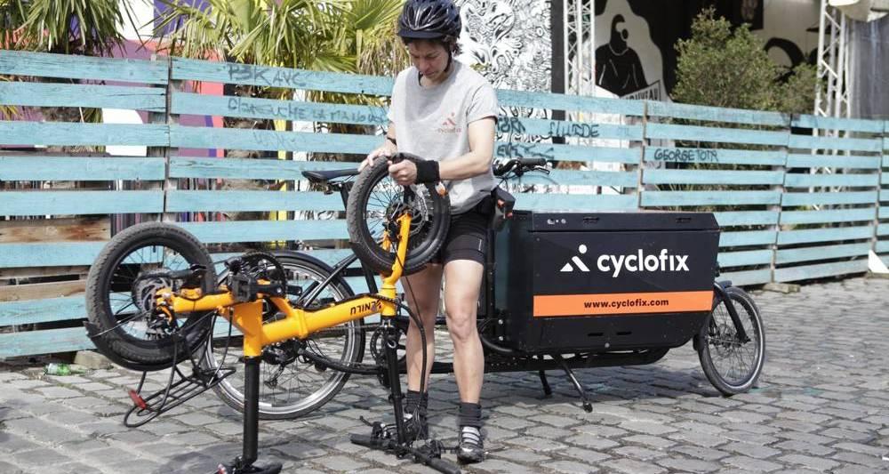 Réparation de vélo : Cyclofix lève 5 millions d'euros 1