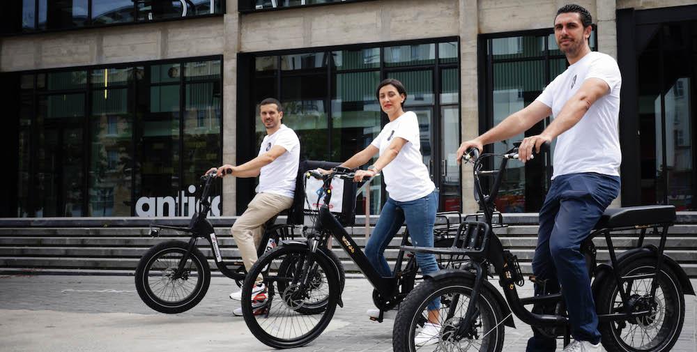 VelyVelo, le vélo électrique pensé pour la livraison professionnelle 1